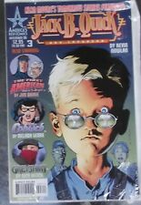 JACK B. QUICK Boy Inventor #3 (Alan Moore Tomorrow Stories) Kevin Nowlan