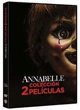 PACK ANNABELLE DVD COLECCION DE 2 PELICULAS NUEVO ( SIN ABRIR )