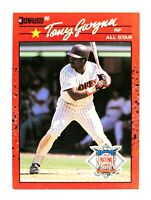 Tony Gwynn #705 (1990 Donruss) All Star Baseball Card, San Diego Padres, HOF
