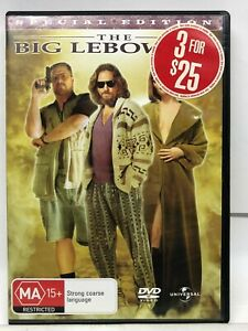 The Big Lebowski - Special Edition - DVD - AusPost with Tracking