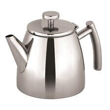 100% Genuine! AVANTI Modena Double Wall Teapot 600ml 18/8 S/S! RRP $93.95!