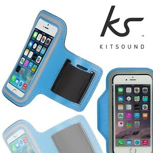 Kitsound ArmBand Smartphone XXL Sports Smartphone Case Apple SE 2nd Gen 8 7 6 5