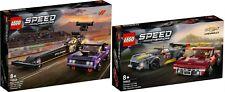 LEGO® Speed Champions 76904 Mopar Dodge 76903 Chevrolet Corvette 06/21