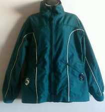 Women's Medium L.L. Bean Green Venture Ski Snowboard Jacket