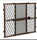 EVENFLO POSITION AND LOCK PRESSURE MOUNT GATE *DISTRESSED