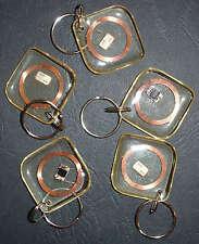 NFC Tag - Clear Diamond 13.56MHz/1K