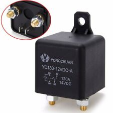 12V 120A Car Truck Auto Heavy Duty Split Charge ON/OFF Relay Switch 4 Terminal