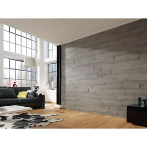 3D MDF Wandpaneel Lamellenwände Paneel Wand Platten Lamellenwand Holzplatten