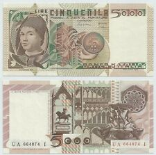 """REPUBBLICA ITALIANA - 5000 Lire """"Antonello da Messina"""" 1980 (1)"""