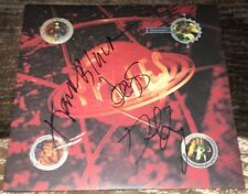 THE PIXIES SIGNED AUTOGRAPH BOSSANOVA VINYL ALBUM BLACK FRANCIS +2 w/EXACT PROOF