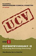 USED (GD) Blackwell Underground Clinical Vignettes: Pathophysiology II: GI, Neur