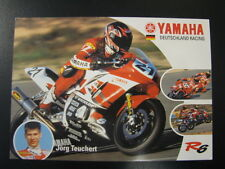 Yamaha Motor Germany Team World SSP 2001 #21 Jörg Teuchert (D)