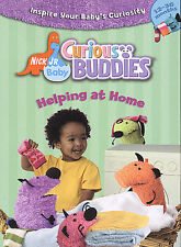 Curious Buddies - Helping at Home (DVD, 2004) NEW, SEALED