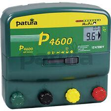 PATURA P 4600 Weidezaungerät  12 + 230 Volt NEU