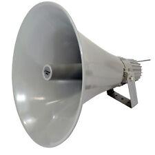 NEW Pyle PHSP20 19.5'' Indoor/Outdoor 100W PA Horn Speaker W/ 70V Transformer