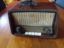 Altes Röhrenradio Philips  -  Modell Philetta