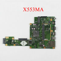 For ASUS X553MA Laptop Motherboard W/ N2840 CPU Mainboard REV2.0 Integrated Test