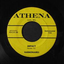 HARMONAIRES: If I Had One Wish For Xmas / Impact 45 (instro) Vocal Groups