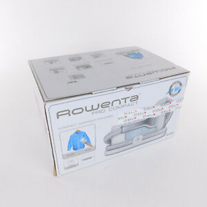 Rowenta Pro Compact Garment Steamer 2.5 min Heat up 30 Min continuous Steam