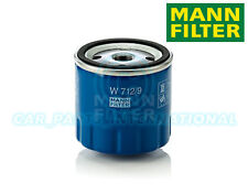 Mann Hummel OE Quality Replacement Engine Oil Filter W 712/9