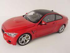 Paragon 1/18 BMW M4 Coupé (f82) 2014 Shakir naranja ref Pa-97101
