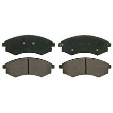Disc Brake Pad Set Front Federated D887