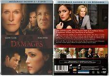 DAMAGES  -  Intégrale saison 2 - Coffret Digipack - 3 DVD