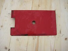 WESTWOOD RANSOMES 2012 RIDE ON MOWER / GARDEN TRACTOR UNDERSEAT METAL PLATE.