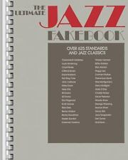 Hal Leonard The Ultimate Jazz Fake Book For Piano, Guitar, And Vocals by
