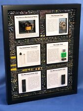 ChipScapes - Decades of Computer Technology (Relays to Microprocessors
