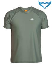 iQ UV 300 Shirt Loose Fit Men Herren S - 4XL olive grün Schutz Bekleidung NEU