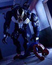 Marvel Legends 1/12 Scale Custom Venom Headsculpt, Unpainted