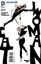 Catwoman #36 2011 New 52 DC Comics