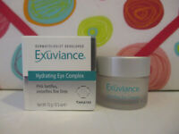 EXUVIANCE ~ HYDRATING EYE COMPLEX PHA FORTIFIES SMOOTH FINE LINES ~ 0.5 OZ BOXED