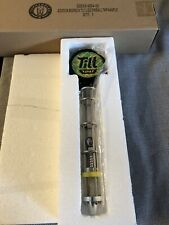 Tilt Ipa Pin Ball Beer Tap Handle 12� Tall Gordon Biersch Brand New In Box Rare