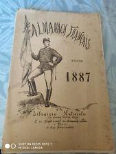 Almanach français pour 1887, librairie nationale