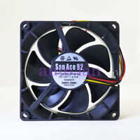 For SANYO 9S0912P4F04 fan 90*90*25mm 12V 0.17A 4pin