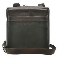 LOUIS VUITTON Taiga Sayan Shoulder Bag Brown Green M30902 LV Auth kh299