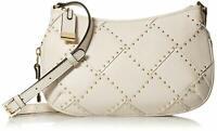 Calvin Klein womens Calvin Klein Raelynn Pebble Leather Outline Stud Handbag ...