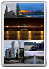 Limerick Ireland Fridge Magnet 01