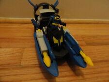 Fisher Price Imaginext Dc Super Friends Batman Boat Bat Swamp batboat Toy