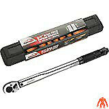 """Husky Torque Wrench 40-200 in lbs 1/4"""" drive"""