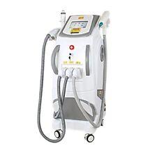 3In1 Ng Yag Laser RF OPT SHR IPL Laser Permanent Hair Removal Machine Facial Spa