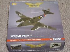 Corgi - AA35702 1:72 Me 262-1A Yellow 5, 3./JG 7, Saaz May 1945 Exc UK Postfree