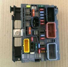 CITROEN C4 2004-2010 BSM ECU CONTROL MODULE 9666700480 FUSE BOX