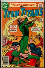 DC Comics TEEN TITANS #46 Robin Wonder Girl Kid Flash Aqualad Speedy FN/VFN 7.0