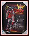Cadel Evans 2011 Tour De France Champion Facsimile Official Signed Print Framed