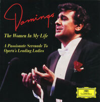 The Women in My Life by Placido Domingo ~ BRAND NEW Opera CD Album