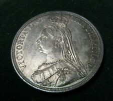 1887 VICTORIA CROWN JUBILEE BUST Spink 3921