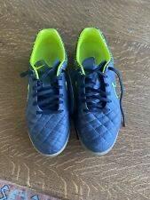 New listing Barely Worn Nike Tiempo Men's Size 10 Indoor Soccer Shoes